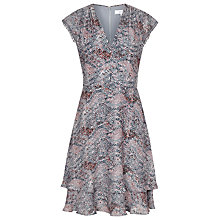 Buy Reiss Angelika Dress, Multi Online at johnlewis.com