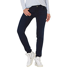 Buy Betty & Co. Four-Pocket Jeans, Dark Blue Denim Online at johnlewis.com