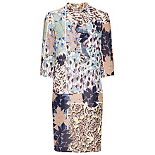 Buy Reiss Jayda Printed Dress, Multi Online at johnlewis.com