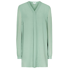 Buy Reiss Santana Pleated Dress, Thyme Online at johnlewis.com