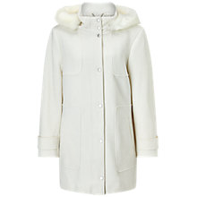 Buy Four Seasons Faux Fur Trimmed Hooded Parka Online at johnlewis.com