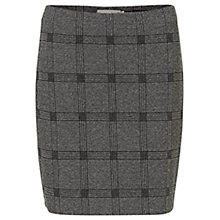 Buy Betty & Co. Stretch Tweed Skirt, Grey Online at johnlewis.com
