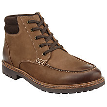 Buy John Lewis Chukka Boots, Brown Online at johnlewis.com