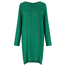 Buy Samsoe & Samsoe Cingo Dress, Evergreen Online at johnlewis.com