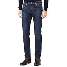 Buy Reiss Crimson Stretch Slim Jeans, Indigo Online at johnlewis.com