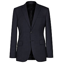 Buy Reiss Brill Wool Modern Fit Blazer, Navy Online at johnlewis.com