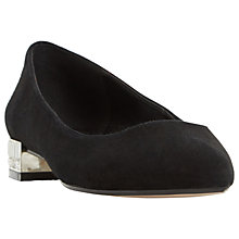 Buy Dune Bela Pointed Toe Court Shoes Online at johnlewis.com