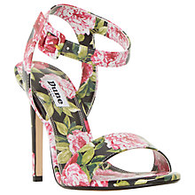 Buy Dune Meadoww Stiletto Heeled Sandals, Multi Online at johnlewis.com