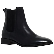 Buy KG By Kurt Geiger Staple Chelsea Boots, Black Online at johnlewis.com
