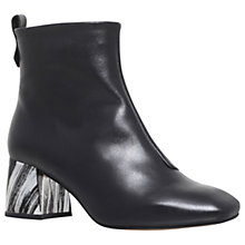 Buy KG by Kurt Geiger Snoopy Block Heeled Ankle Boots Online at johnlewis.com