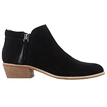 Buy Steve Madden Tobii Ankle Boots Online at johnlewis.com