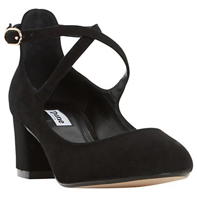 Dune Ani Cross Strap Court Shoes