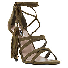 Buy Dune Munroe Multi Strap Stiletto Sandals Online at johnlewis.com