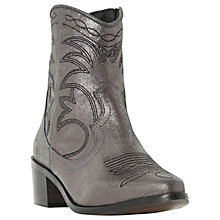 Buy Dune Reno Cowboy Boots Online at johnlewis.com