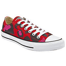 Buy Converse Chuck Taylor All Star Leopard Print Ox Trainers Online at johnlewis.com