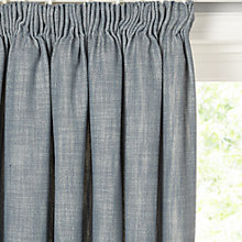 Buy John Lewis Croft Collection Skye Lined Pencil Pleat Curtains Online at johnlewis.com