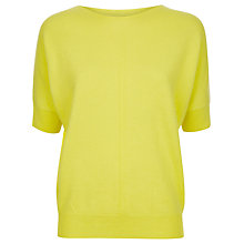 Buy Jaeger Cashmere Slouchy Top Online at johnlewis.com