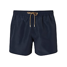 Buy Paul Smith Classic Swim Shorts, Navy Online at johnlewis.com