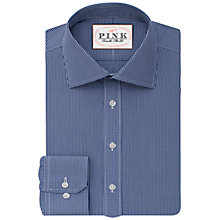 Buy Thomas Pink Ferguson Check Slim Fit Shirt Online at johnlewis.com