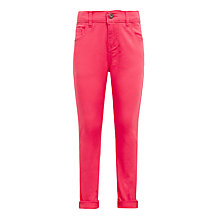 Buy John Lewis Girls' Twill Trousers Online at johnlewis.com