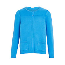 Buy John Lewis Girls' Lead In Cardigan Online at johnlewis.com