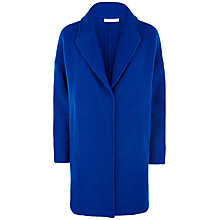 Buy Fenn Wright Manson Petite Helios Coat, Blue Online at johnlewis.com