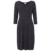 Buy White Stuff Seda Jersey Dress, Peckham Blue Online at johnlewis.com