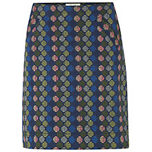 Buy White Stuff Market Seller Skirt, Pear Green Online at johnlewis.com
