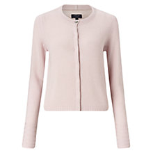 Buy Jigsaw Cloud Neat Cashmere Cardigan Online at johnlewis.com
