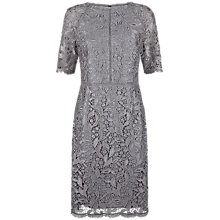 Buy Fenn Wright Manson Petite Dion Dress, Grey Online at johnlewis.com