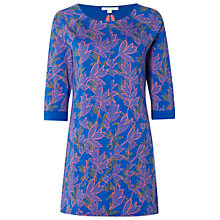 Buy White Stuff Mix It Up Tunic, Merlot Blue Online at johnlewis.com
