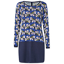 Buy White Stuff Southwark Tunic Top, Merlot Blue/Multi Online at johnlewis.com