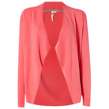 Buy White Stuff Joy Stately Cardigan, Sherbert Pink Online at johnlewis.com