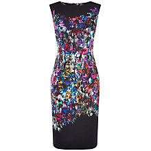 Buy Fenn Wright Manson Petite Northern Lights Dress, Multi Online at johnlewis.com