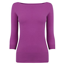 Buy Oasis Textured Knit Jumper Online at johnlewis.com