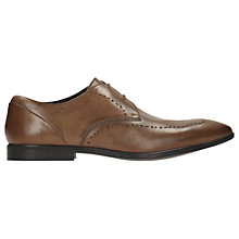 Buy Clarks Bampton Limit Derby Shoes Online at johnlewis.com