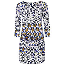 Buy White Stuff Mad About The Print Tunic Dress, Multi Online at johnlewis.com