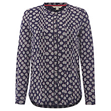 Buy White Stuff Poppy May Shirt, Peck Blue Online at johnlewis.com