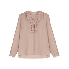 Buy Gerard Darel Jules Blouse, Nude Online at johnlewis.com