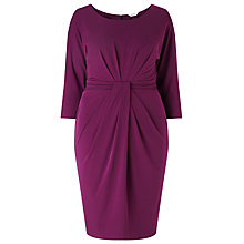 Buy Studio 8 Marina Dress, Berry Online at johnlewis.com