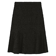 Buy Gerard Darel Swing Skirt, Black Online at johnlewis.com