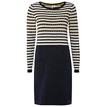 Buy White Stuff Stripe Dress, Peck Blue Online at johnlewis.com