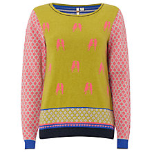 Buy White Stuff Perfect Pair Jumper, Multi Online at johnlewis.com