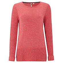 Buy White Stuff Goldsmiths Jumper, Sherbert Pink Online at johnlewis.com