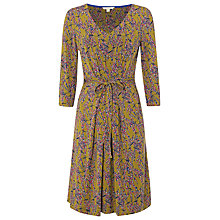 Buy White Stuff Mable Jersey Dress, Pear Green Online at johnlewis.com