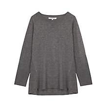 Buy Gerard Darel Woody Jumper, Grey Online at johnlewis.com