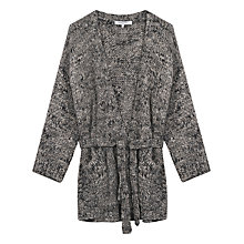 Buy Gerard Darel Stockholm Cardigan, Grey Online at johnlewis.com
