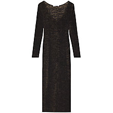 Buy Gerard Darel Bonnie Dress, Black Online at johnlewis.com