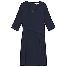 Buy Gerard Darel Gala Dress, Navy Blue Online at johnlewis.com