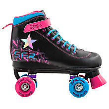 Buy SFR Vision 2 Roller Skates, Black Online at johnlewis.com
